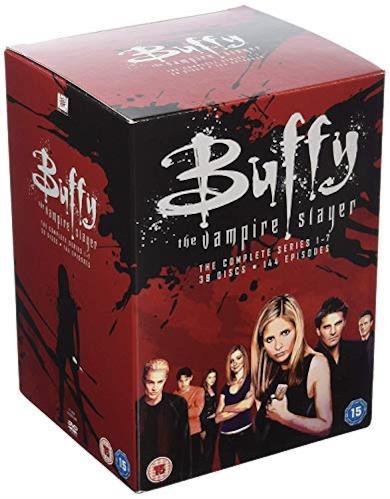 Cofanetto DVD di Buffy The Vampire Slayer - Seasons 1-7