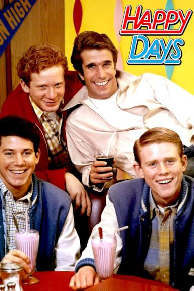 Poster Happy Days