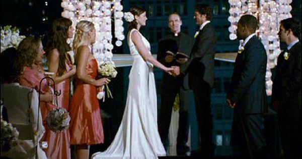 Il matrimonio finale in Un amore di testimone