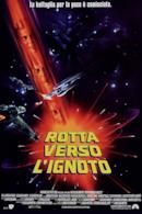 Poster Star Trek VI - Rotta verso l'ignoto
