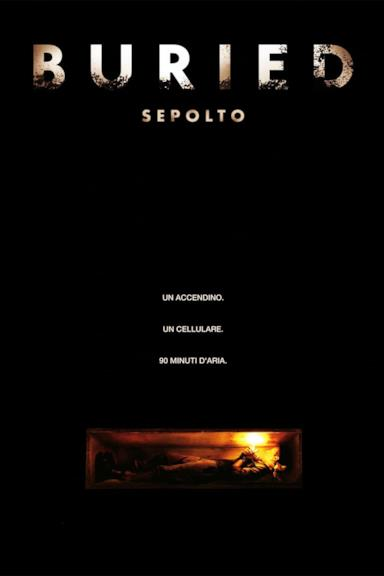 Poster Buried - Sepolto