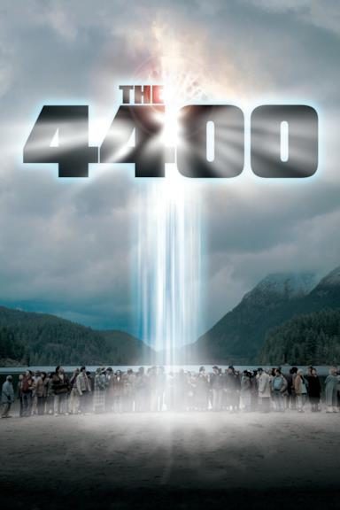 Poster The 4400