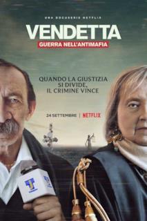 Poster Vendetta: Truth, Lies and The Mafia