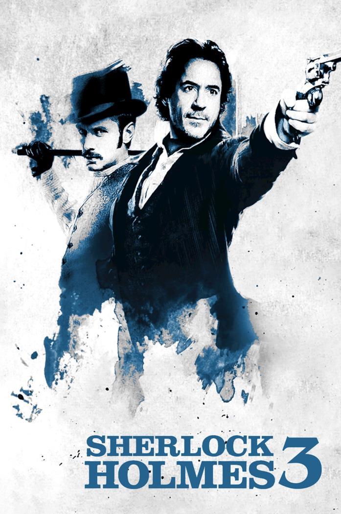 Poster di Sherlock Holmes 3