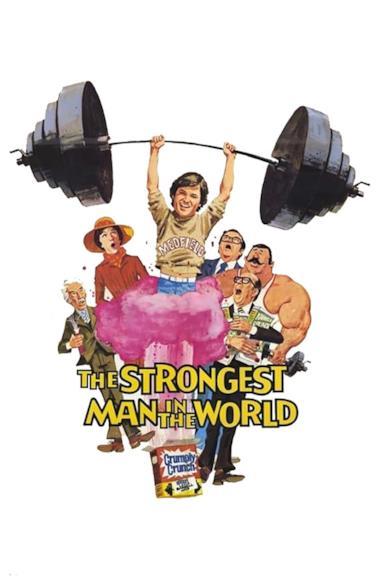 Poster L'uomo più forte del mondo