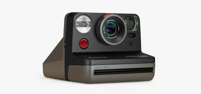 Un'immagine della Polaroid di The Mandalorian