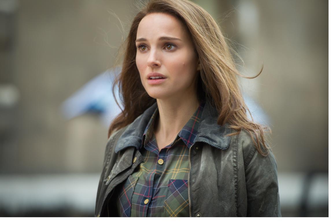 Natalie Portman nei film Marvel