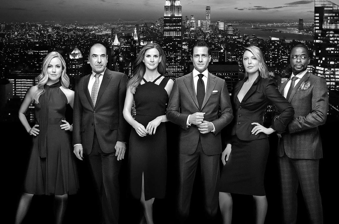 Il cast della nona stagione di Suits
