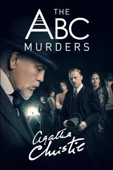 Poster Agatha Christie - La serie infernale