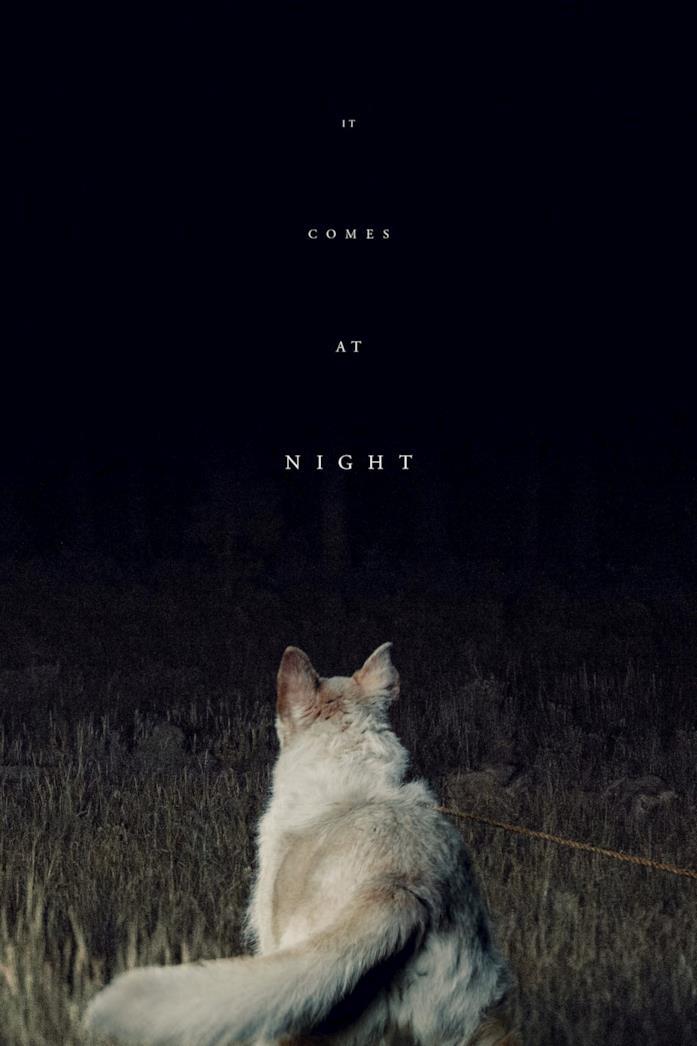 Il poster di It Comes at Night