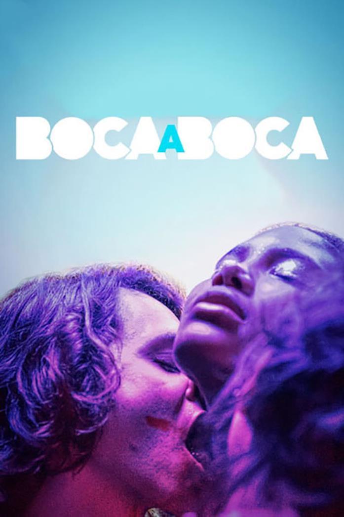 La locandina originale di Boca a Boca