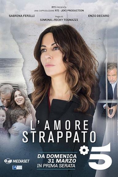 Poster L'amore strappato