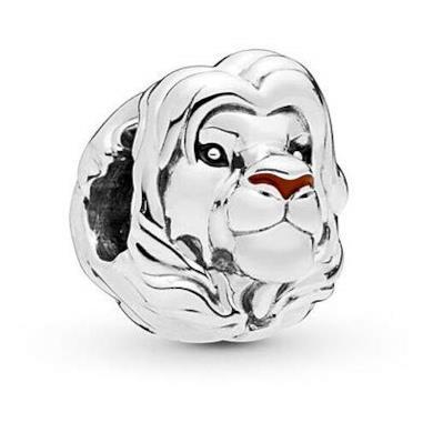Pandora Charm Donna Collezione Disney Il Re Leone Trendy cod. 798049ENMX