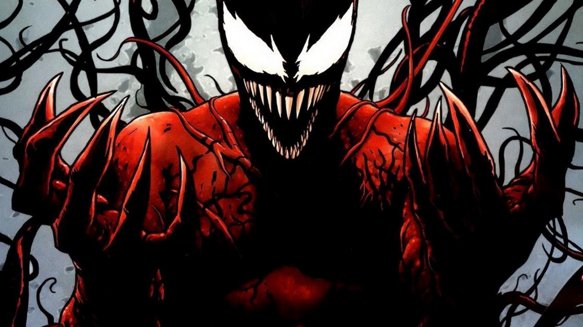 Venom 2: alcune immagini mostrano il (presunto) aspetto di Carnage