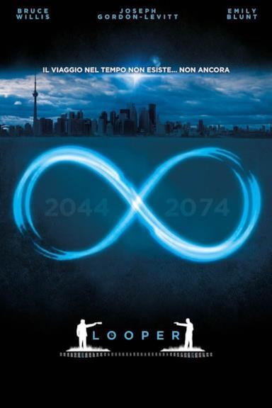 Poster Looper - In fuga dal passato