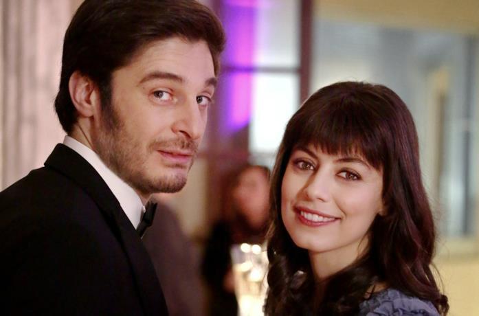 Lino Guanciale e Alessandra Mastronardi