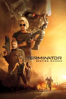 Poster Terminator - Destino oscuro