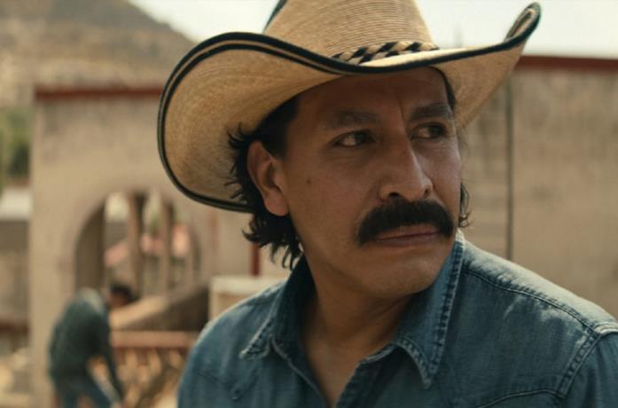 L'attore Gerardo Taracena è Pablo Acosta in Narcos: Messico 2