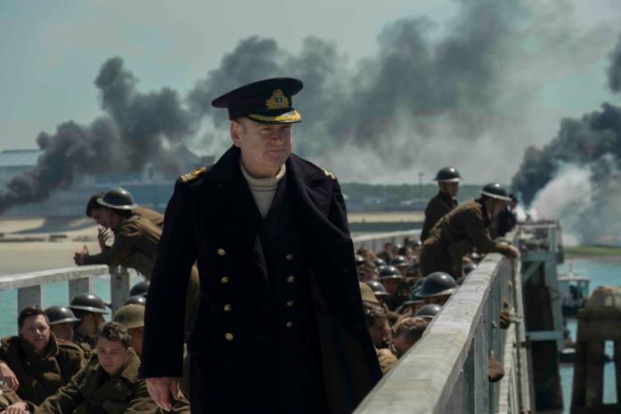 Kenneth Branagh interpreta il comandante Bolton