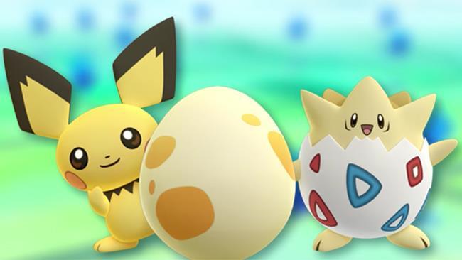 Baby Pokémon, nuovo update Pokémon GO