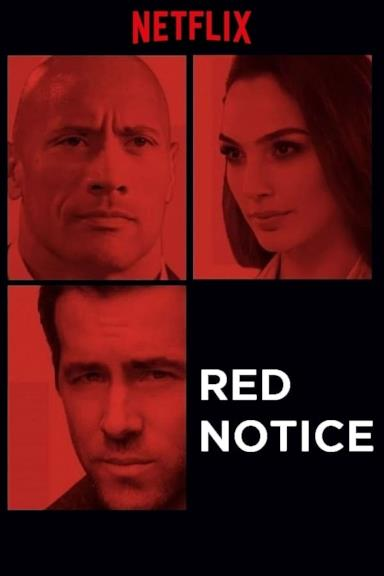 Poster Red Notice