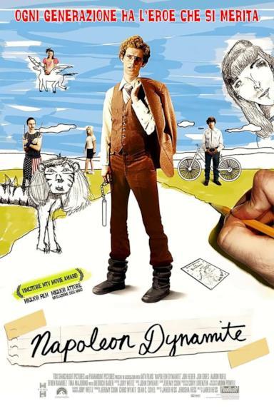Poster Napoleon Dynamite