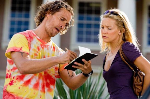 Tutti pazzi per l'oro: ambientazioni e location del film con Matthew McConaughey