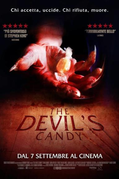 Poster The Devil's Candy