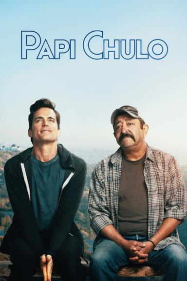 Poster Papi Chulo