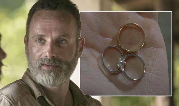 The Walking Dead: gli anelli di Negan nella stagione 7
