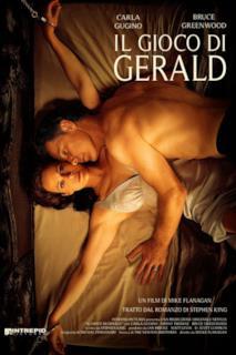 Poster Il gioco di Gerald