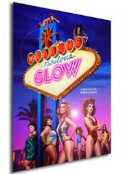 Instabuy Poster - Serie TV - Glow - Stagione 3 - Locandina A4 30x21