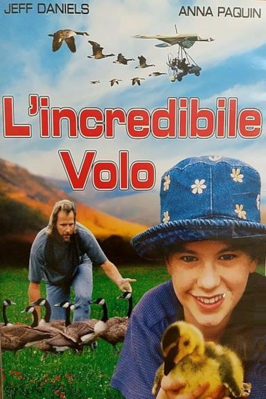 Poster L'incredibile volo