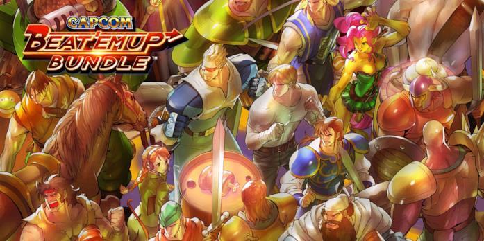Capcom picchiaduro storici