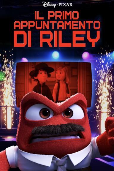 Poster Il primo appuntamento di Riley