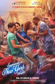 Poster Sognando a New York - In the Heights