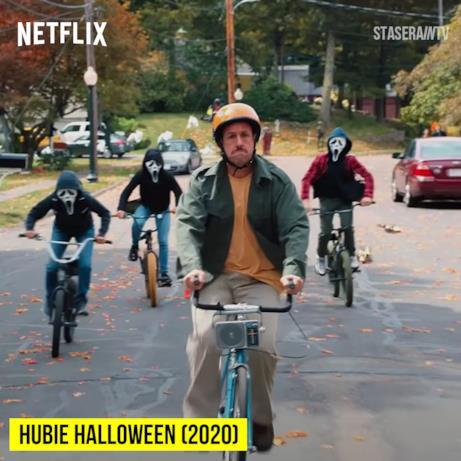 Novità su Netflix il film Hubie Halloween