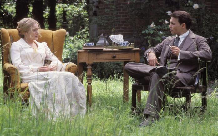 Una scena di Neverland - Un sogno per la vita