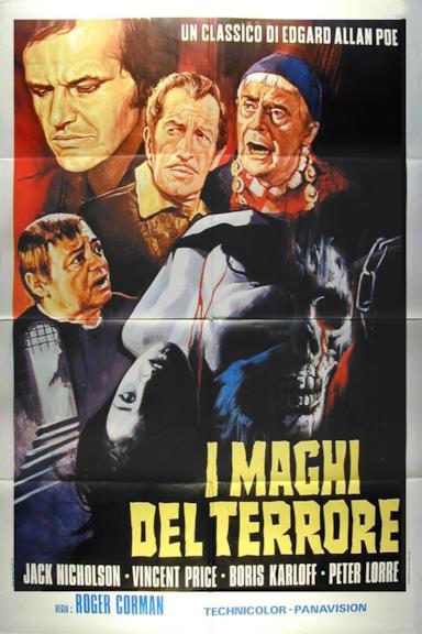 Poster I maghi del terrore
