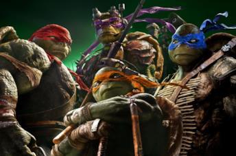Le Tartarughe Ninja dei nuovi film
