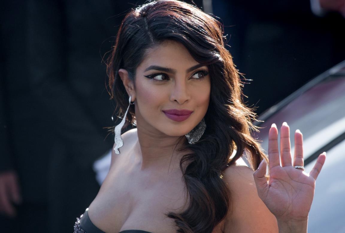 Priyanka Chopra  a Cannes 2019