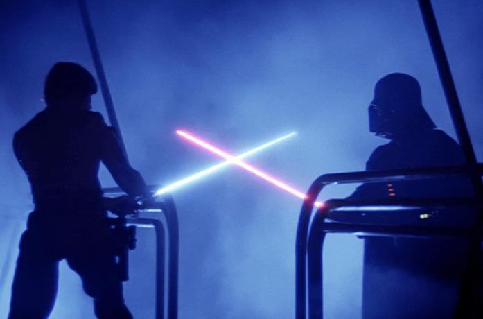 Spade laser custom