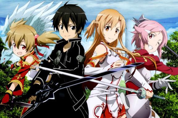 Sword Art Online: l'ordine di visione dell'anime e dei film d'animazione