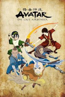 Poster Avatar - La leggenda di Aang