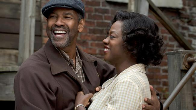 Barriere - Viola Davis e Denzel Washington