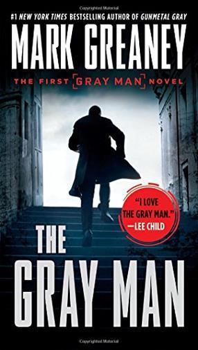 The Gray Man di Mark Greaney