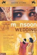 Poster Monsoon Wedding - Matrimonio indiano