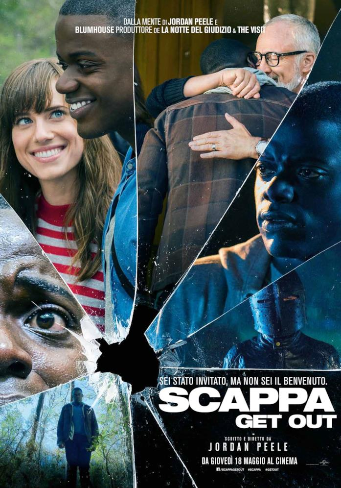 Il poster di Scappa - Get Out