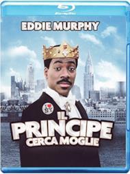 Cofanetto Blu-ray de Il Principe Cerca Moglie