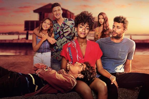 Il cast di Summertime 2